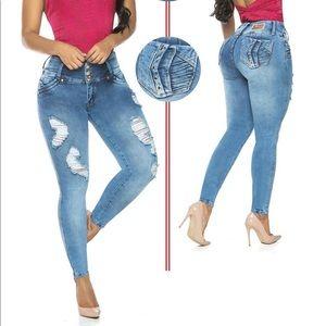 Denim - Colombian Butt Lift Jeans